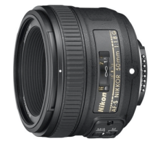 Nikon AF-S Nikkor 50 mm f/1.8G oficjalnie