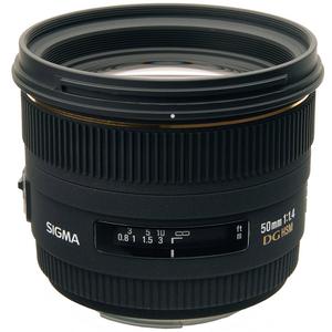 Wciąż na fali: Sigma 50 mm f/1.4 EX DG HSM