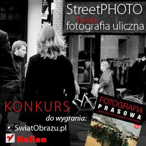 Konkurs Street Photo - Twoja fotografia uliczna - zostanie przyznana nagroda publiczności