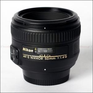 Wciąż na fali: Nikkor 50 mm f/1.4G