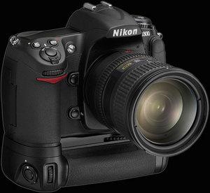 Wciąż na fali: Nikon D300
