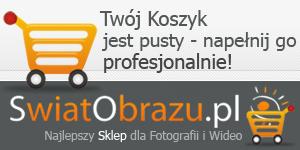 Nowości w sklepie serwisu SwiatObrazu.pl