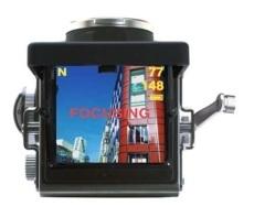 Rolleiflex MiniDigi AF 5.0, czyli mała cyfrówka w retro-formie