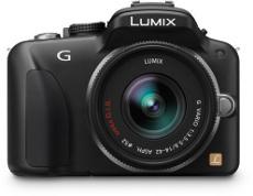 Panasonic Lumix DMC-G3 z nową matrycą