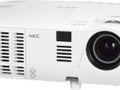 Nowe, tanie projektory NEC