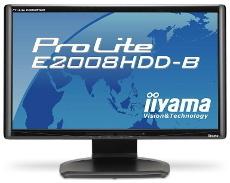 Iiyama ProLite E2008HDD-B - niskobudżetowe 20 cali