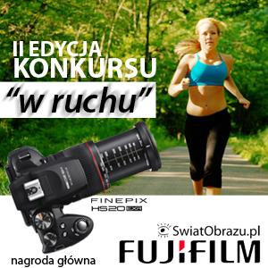 """Konkurs Fotograficzny """"W ruchu"""" - II edycja"""