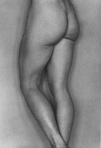 akt fotografia Edward Weston