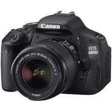 Canon EOS 600D - firmware 1.0.1