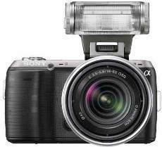 Sony NEX-C3 - więcej informacji