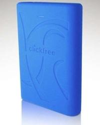 Clickfree C2 - odporny, przenośny dysk twardy