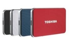 Toshiba STOR.E Edition - nowe dyski zewnętrzne z USB 3.0