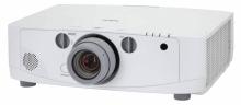 NEC PA - nowa seria projektorów z interfejsem DisplayPort
