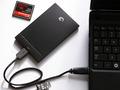 Seagate GoFlex Slim 320 GB 7200 rpm - test dysku