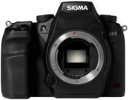 Sigma SD1 jednak trochę tańsza