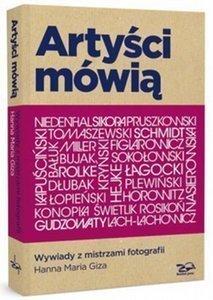"""Wywiad z Ryszardem Kapuścińskim - fragment książki """"Artyści mówią. Wywiady z mistrzami fotografii"""""""