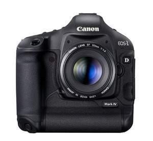 Canon EOS 1D Mark IV - firmware 1.1.0