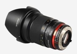 Samyang 35 mm f/1.4 AS UMC z mocowaniem Pentax K i Sony A już w sprzedaży