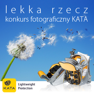 """Konkurs fotograficzny """"Lekka rzecz"""" - wygraj plecak, kaburę i torbę na tors firmy Kata"""