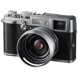 Fujifilm FinePix X100 - pierwsze wrażenia