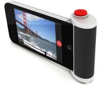 Red Pop - uchwyt i spust migawki dla iPhone'a