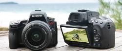 Sony SLT-A33 i SLT-A55 - firmware 2.00