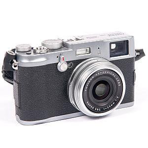 Fujifilm FinePix X100 - test aparatu kompaktowego