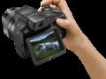 Sony Cyber-shot HX100V - aparat kompaktowy o dużych możliwościach