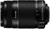 Canon EF-S 55-250 mm f/4-5.6 IS II dla fotoamatorów
