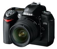 Wciąż na fali: Nikon D70S