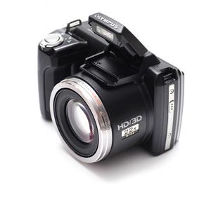 Olympus Traveler SP-610UZ - test aparatu kompaktowego