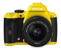 Pentax K-r w pięciu nowych kolorach