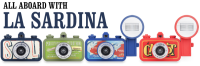 La Sardina - nowy aparat od Lomography