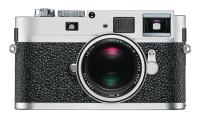Leica M9-P z szafirowym szkłem
