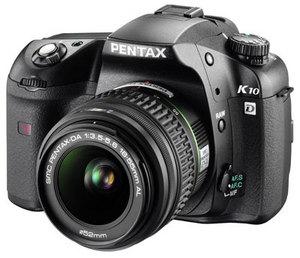 Wciąż na fali: Pentax K10D