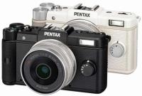 """Pentax Q - bezlusterkowiec z """"kompaktową"""" matrycą"""