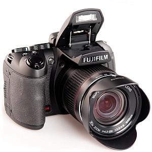 Fujifilm FinePix HS20 EXR - pierwsze wrażenia