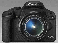 Canon EOS 500D - firmware 1.1.1