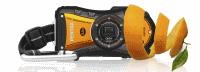 Pentax Optio WG1-GPS w pomarańczowej wersji