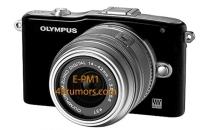 Olympus PEN E-PM1 - pierwsze zdjęcie?