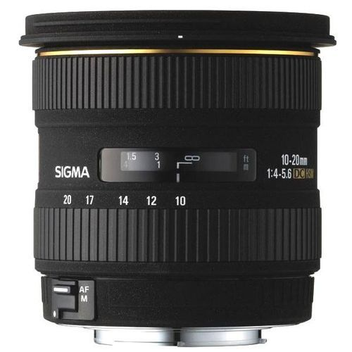 Sigma 10-20 4-5,6 EX DC HSM