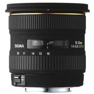 Wciąż na fali: Sigma 10-20 4-5,6 EX DC HSM