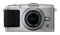 Olympus PEN E-P3 - szybki autofocus i ekran dotykowy