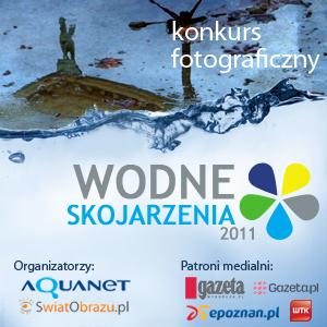 """Konkurs fotograficzny """"Wodne skojarzenia"""", ruszyła IV edycja"""