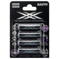 Sanyo XX - ładowalne baterie dla fotografów