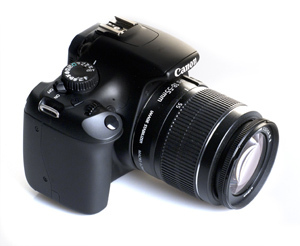 Canon EOS 1100D - pierwsze wrażenia