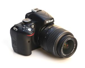 Nikon D5100 - test lustrzanki