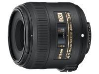 Nikon AF-S DX Micro Nikkor 40 mm f/2.8 do makrofotografii
