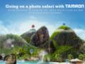 Tamron Island - fotograficzna gra online