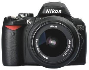 Wciąż na fali: Nikon D60